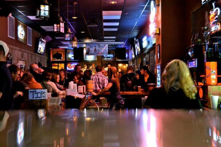 Swing Doors Saloon Bar 4