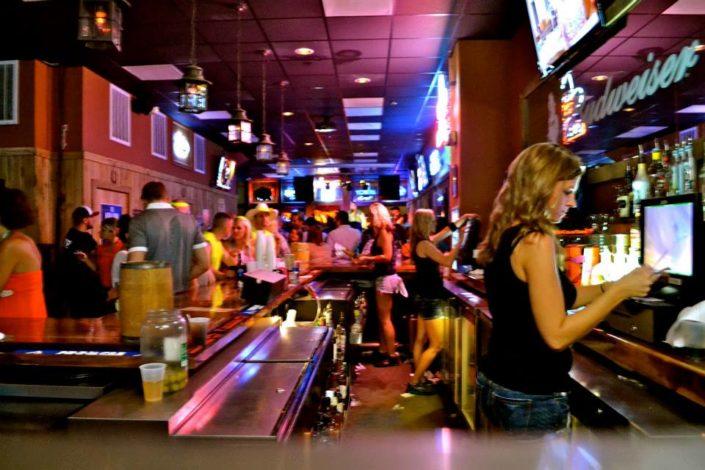 Swing Doors Saloon Bar 2
