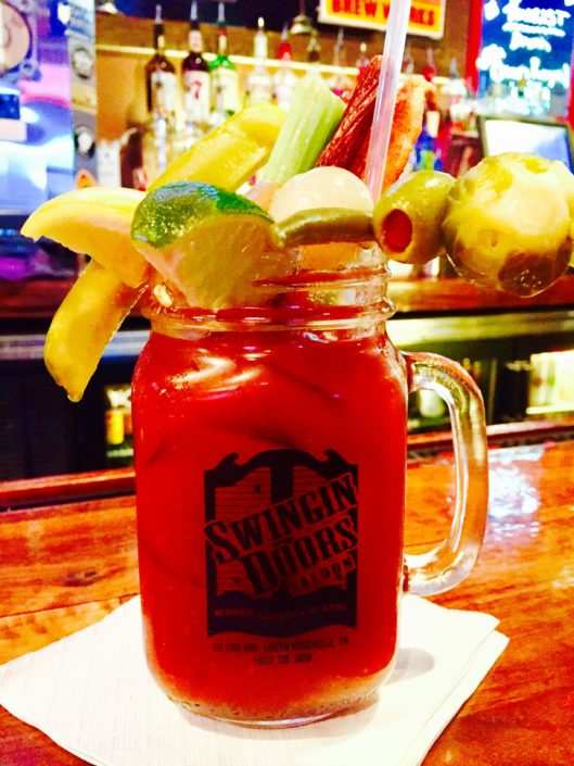 Bloody Mary 2 Swingin' Doors Saloon