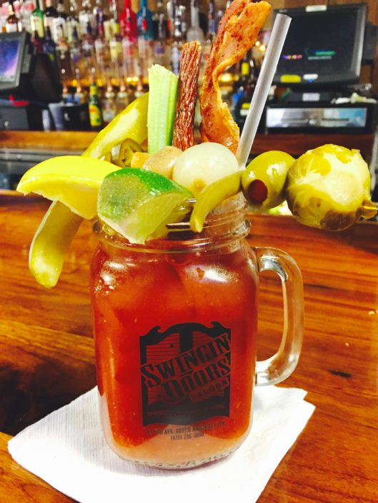 Bloody Mary Swingin' Doors Saloon